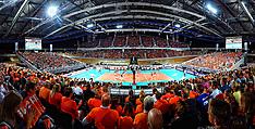 20150927 NED: Volleyball European Championship Nederland - Polen, Apeldoorn