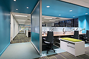 Interiors Photography: Contemporary Office Space designed By Metaphore Design, Montreal