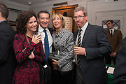 MOLLIE DENT-BROCKLEHURST; MARC GLIMCHER, Dinner to celebrate the opening of Pace London at  members club 6 Burlington Gdns. The dinner followed the Private View of the exhibition Rothko/Sugimoto: Dark Paintings and Seascapes.