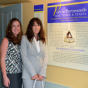Taken at the opening of the Port Of Portsmouth Exhibit and the Montrone Family Gallery at Strawbery Banke Museum in Portsmouth, NH. July 1 2016