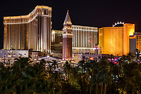 The Venetian & Harrah's Hotels
