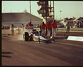 1977 Dragsters, Top Fuel and Alcohol