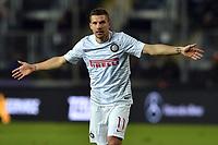 Lukas Podolski Inter <br /> Empoli 17-01-2015 Stadio Carlo Castellani, Football Calcio Serie A Empoli - Inter . Foto Andrea Staccioli / Insidefoto