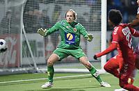Fotball, 26. november 2014, kvalifisering Eliteserien , Tippeligaen<br /> Mjøndalen - Brann 3-0 (sammenlagt 4-1)<br /> Ivar Andreas Forn , MIF