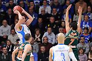 DESCRIZIONE : Eurocup 2014/15 Last32 Dinamo Banco di Sardegna Sassari -  Banvit Bandirma<br /> GIOCATORE : Giacomo Devecchi<br /> CATEGORIA : Passaggio<br /> SQUADRA : Dinamo Banco di Sardegna Sassari<br /> EVENTO : Eurocup 2014/2015<br /> GARA : Dinamo Banco di Sardegna Sassari - Banvit Bandirma<br /> DATA : 11/02/2015<br /> SPORT : Pallacanestro <br /> AUTORE : Agenzia Ciamillo-Castoria / Luigi Canu<br /> Galleria : Eurocup 2014/2015<br /> Fotonotizia : Eurocup 2014/15 Last32 Dinamo Banco di Sardegna Sassari -  Banvit Bandirma<br /> Predefinita :