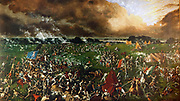 Battle of San Jacinto, 21 April 1836: Texas War of Independence (from Mexico) also called the Texas Revolution. Mexicans led by Santa Anna defeated in 12 minutes  by Texian (US) forces under Sam Houston. Santa Anna captured and forced to sign Treaty of Velasco on 14 May which recognised  the independence of Texas.