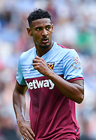 Football - 2019 Betway Cup (pre-season friendly) - West Ham vs. Athletic Bilbao<br /> <br /> West Ham United's Sebastien Haller in action during this afternoon's game, at The London Stadium.<br /> <br /> COLORSPORT/ASHLEY WESTERN