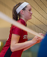 St Pauls's School Volleyball.  ©2014 Karen Bobotas Photographer