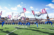 North Carolina A&T's marching band performs during halftime of Howard University's 93rd Annual Homecoming game, at Greene Stadium in Washington, D.C., on Saturday, October 22, 2016. (photo by Cheriss May/Ndemay Media Group)