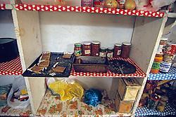 Sani Pass Youth Hostel Kitchen