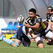 20180407 Rugby, eccellenza : Lazio v Calvisano