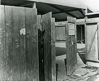 1943 Front gate at the Hollywood Canteen