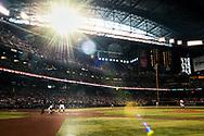 PHOENIX, AZ - JULY 20: The Brewers defeat the D-backs 8-3. (Photo by Sarah Sachs/Arizona Diamondbacks)