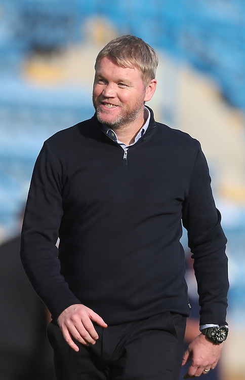 Hull City manager Grant McCann at the end of the game<br /> <br /> Photographer Rob Newell/CameraSport<br /> <br /> The EFL Sky Bet League One - Gillingham v Hull City - Saturday September 12th 2020 - Priestfield Stadium - Gillingham<br /> <br /> World Copyright © 2020 CameraSport. All rights reserved. 43 Linden Ave. Countesthorpe. Leicester. England. LE8 5PG - Tel: +44 (0) 116 277 4147 - admin@camerasport.com - www.camerasport.com