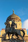 Montana's Capitol Building.