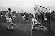 11/04/1964<br /> 04/11/1964<br /> 11 April 1964<br /> Irish Senior Hockey Cup Final, Three Rock Rovers v Church of Ireland (Cork) at Londonbridge Road, Dublin.