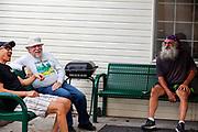 In Battle Mountain (Nevada) wordt ieder jaar de World Human Powered Speed Challenge gehouden. Tijdens deze wedstrijd wordt geprobeerd zo hard mogelijk te fietsen op pure menskracht. De deelnemers bestaan zowel uit teams van universiteiten als uit hobbyisten. Met de gestroomlijnde fietsen willen ze laten zien wat mogelijk is met menskracht.<br /> <br /> In Battle Mountain (Nevada) each year the World Human Powered Speed Challenge is held. During this race they try to ride on pure manpower as hard as possible.The participants consist of both teams from universities and from hobbyists. With the sleek bikes they want to show what is possible with human power.