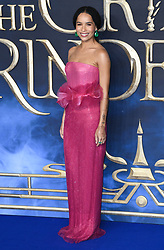 Zoe Kravitz attending the Fantastic Beasts: The Crimes of Grindelwald UK premiere held at Leicester Square, London. Photo credit should read: Doug Peters/EMPICS