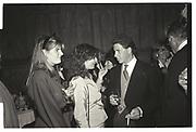 SUSANNAH CONSTANTINE, VISCOUNT LINLEY, Hadden Hall. 1986.