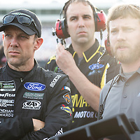 May 18, 2018 - Concord, North Carolina, USA: Matt Kenseth (6) gets ready to qualify for the Monster Energy All-Star Race at Charlotte Motor Speedway in Concord, North Carolina.