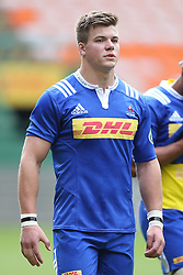 Huw Jones during Western Province training session held at Newlands Rugby Stadium in Cape Town, South Africa on 15th September 2016.<br /> <br /> Photo by Shaun Roy/Real Time Images