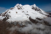 Antisana Volcano<br /> Andes<br /> ECUADOR, South America<br /> 5,704meters above sea level<br /> 18,714 feet<br /> 4th highest volcano in Ecuador 50km SE of Quito<br /> Last eruption 1801/2