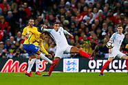 England v Brazil 141117