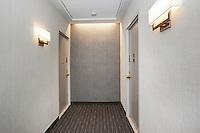 Hallway at 250 West 16th Street