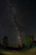 Milky Way photographs in AZ