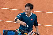 05/06 Wheelchair Tennis French Open Match 3 (semi)