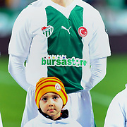 Bursaspor's Kenny MILLER during their Turkish soccer super league match Bursaspor between Galatasaray at Ataturk Stadium in Bursa Turkey on Saturday, 29 January 2011. Photo by TURKPIX