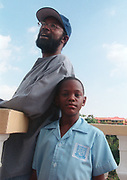Beresford Hammond at home in Jamaica