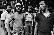 Zap Pow Band 1979 lineup with Beres Hammond