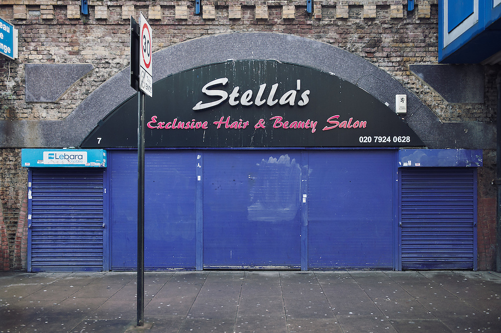 Stella's Exclusive.<br /> 7 Atlantic Road. <br /> <br /> There has been a beauty parlor in the premisses since 1980's. Stella Russell bought the business 22 years ago. If the she will be evicted 8 persons will lose their jobs.