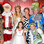 NLD/Amsterdam/20161012 - RTL presenteert cast The Christmas Show,