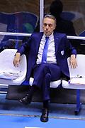 DESCRIZIONE : Brindisi  Lega A 2015-15 Enel Brindisi Dolomiti Energia Trento<br /> GIOCATORE : Piero Bucchi<br /> CATEGORIA : Allenatore Coach Before Pregame<br /> SQUADRA : Enel Brindisi<br /> EVENTO : Lega A 2015-2016<br /> GARA :Enel Brindisi Dolomiti Energia Trento<br /> DATA : 25/10/2015<br /> SPORT : Pallacanestro<br /> AUTORE : Agenzia Ciamillo-Castoria/D.Matera<br /> Galleria : Lega Basket A 2015-2016<br /> Fotonotizia : Enel Brindisi Dolomiti Energia Trento<br /> Predefinita :