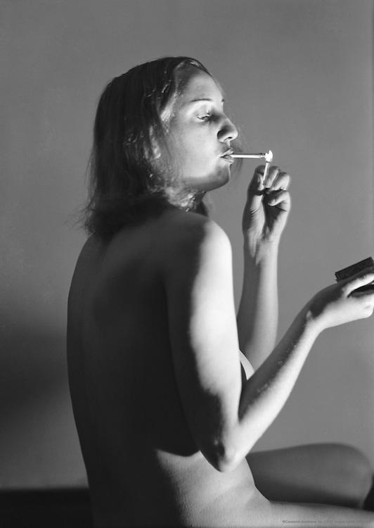 Marguerite Salle, 1934
