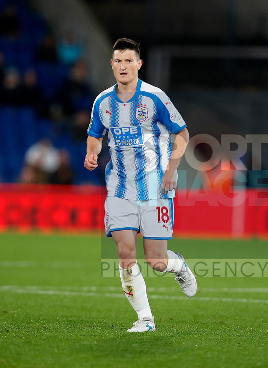 Huddersfield's Joe Lolley in action during the Carabao cup match at Selhurst Park Stadium, London. Picture date 19th September 2017. Picture credit should read: David Klein/Sportimage