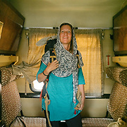 Overnight train ride from Dorud city to Tehran, capital of Iran, in the North of the country.<br /> <br /> Travelling over 4000km by train across Iran. An opportunity to enjoy Persian hospitality, discover Iran's ancient cities and its varied landscapes, from deserts to mountains.