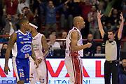 DESCRIZIONE : Campionato 2014/15 Giorgio Tesi Group Pistoia - Acqua Vitasnella Cantù<br /> GIOCATORE : C.J. Williams<br /> CATEGORIA : esultanza composizione<br /> SQUADRA : Giorgio Tesi Group Pistoia<br /> EVENTO : LegaBasket Serie A Beko 2014/2015<br /> GARA : Giorgio Tesi Group Pistoia - Acqua Vitasnella Cantù<br /> DATA : 30/03/2015<br /> SPORT : Pallacanestro <br /> AUTORE : Agenzia Ciamillo-Castoria/GiulioCiamillo<br /> Galleria : LegaBasket Serie A Beko 2014/2015<br /> Fotonotizia : Campionato 2014/15 Giorgio Tesi Group Pistoia - Acqua Vitasnella Cantù<br /> Predefinita :