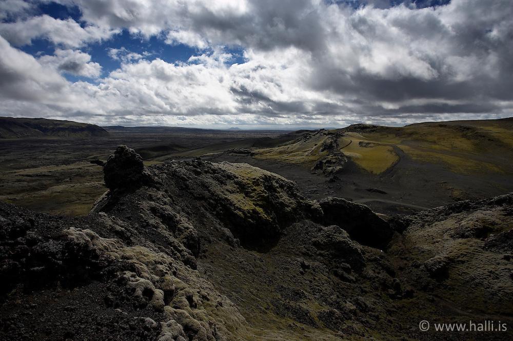 From Lakagígar, Laki in the highlands of Iceland - Lakagígar, Laki