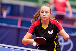 REEG Marlene during day 2 of 15th EPINT tournament - European Table Tennis Championships for the Disabled 2017, at Arena Tri Lilije, Lasko, Slovenia, on September 29, 2017. Photo by Ziga Zupan / Sportida