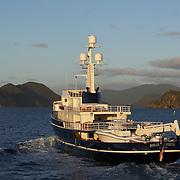 Yacht Portfolio