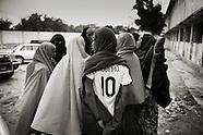 Female Basketball, Mogadishu