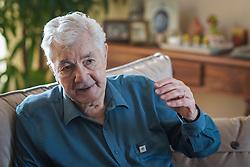 Dr. Ivan Izquierdo, pioneiro no estudo da neurobiologia da memória e do aprendizado. Destaca-se entre os cientistas brasileiros mais citados em todas as áreas do conhecimento. É professor da PUC-RS. FOTO: Jefferson Bernardes/ Agência Preview