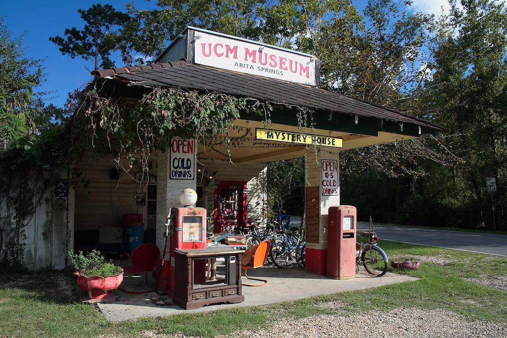 UCM Museum, Abita Springs, Louisiana, USA