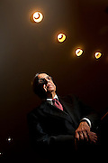 Belo Horizonte_MG, Brasil...Retrato de Vicente Falconi, consultor de empresas que tambem presta consultoria para governos estaduais...Vicente Falconi portrait, he is business and state governments consultant...Foto: LEO DRUMOND / NITRO