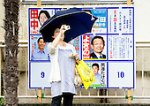 JAPAN ELECTIONS 2009