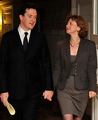 George and Frances Osborne