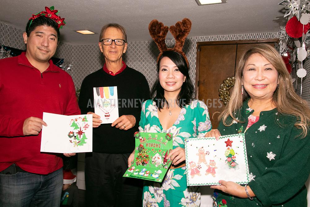 Jeremy Huang, Stephan Dorlandt, Kristine Huang, Maling Dorlandt